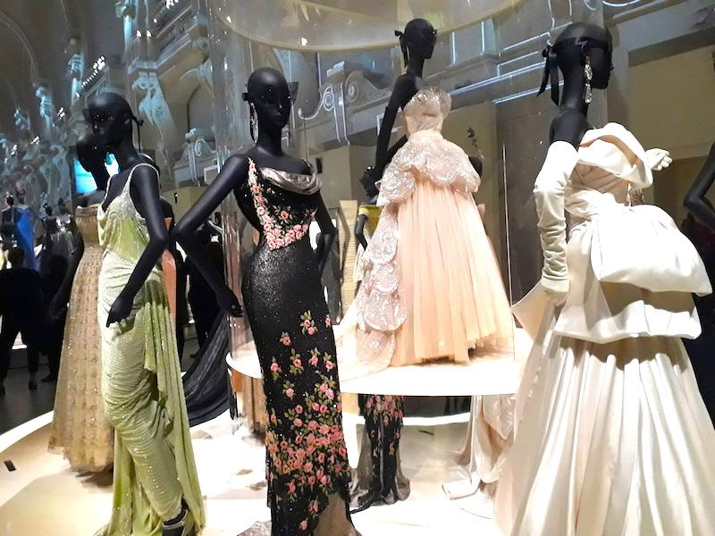 Christian Dior, Musée des Arts Décoratifs - Paris