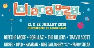 Où dormir durant le Festival Lollapalooza Paris