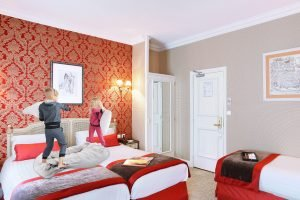 Family Outings in Paris - Hotel de Seine, a Family Friendly Hotel
