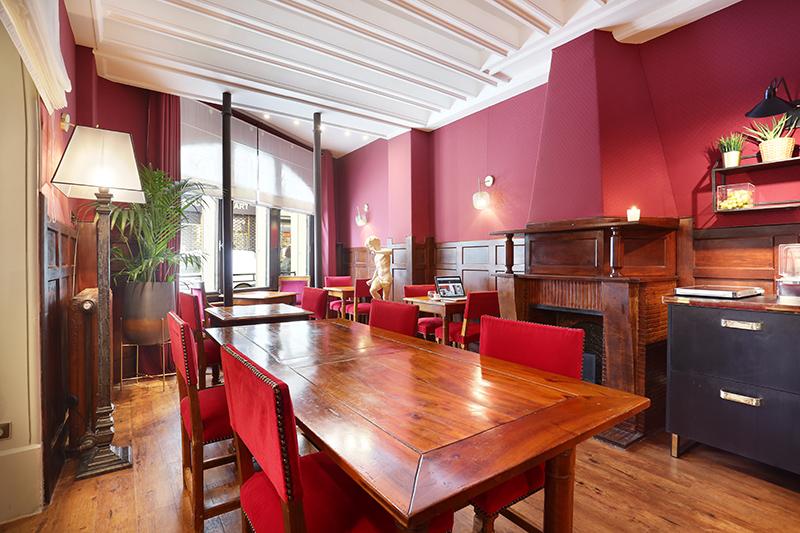 salon hotel de Seine Paris