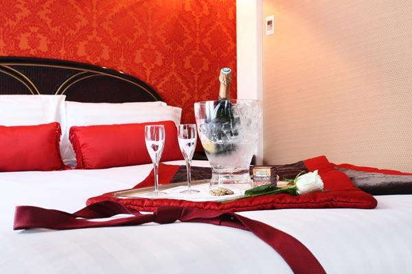 services hotel de seine paris