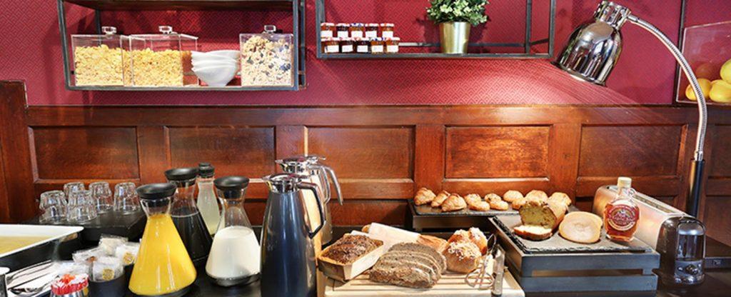 breakfast hotel de seine paris