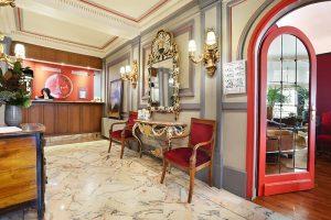 Un hôtel pour une semaine à Paris 6 : Hôtel de Seine