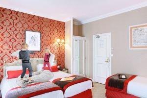 Réserver le bon hôtel pour visiter Paris avec des enfants